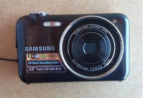 Câmera Digital Samsung St80 Preta