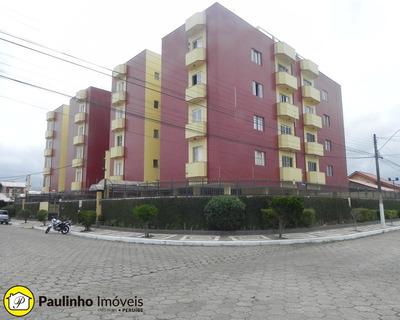 Morar Com Conforto E Segurança A 500 Metros Da Praia, Com 3 Dormitórios Sendo 1 Suíte. - Ap00262 - 2425639