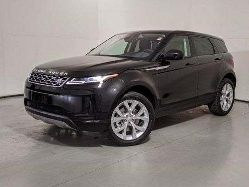New Range Rover Evoque Hibrida 300cv Se - Nueva Evoque 2021