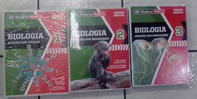 Coleção De Biologia - Amabis E Martho - 3ªed. - Moderna Plus