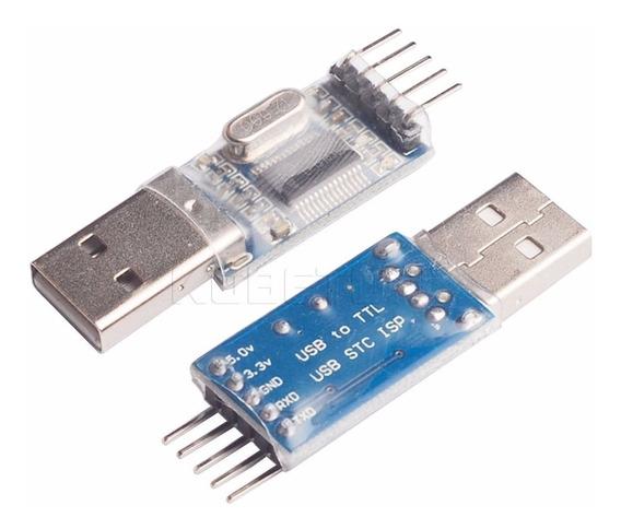 Conversor Usb Ttl Serial Rs232 Pl2303 Arduíno Mini Nano Pic