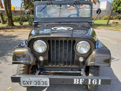 Jeep Ford Willys 1973
