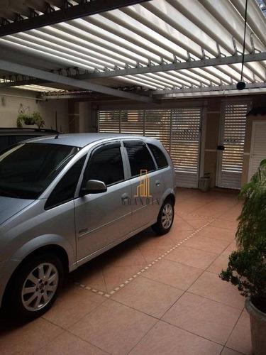 Sobrado Com 3 Dormitórios À Venda, 264 M² Por R$ 1.600.000 - Vila Marlene - São Bernardo Do Campo/sp - So0075