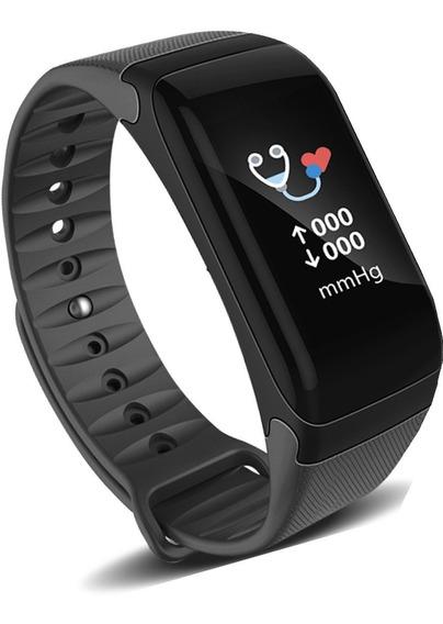 Reloj Inteligente Pulsera Smart Watch Ritmo Presión Oxigeno