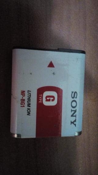 Pila Sony Camara Fa Lithium Ion Np-bg1 3.6v