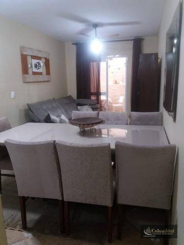 Imagem 1 de 17 de Apartamento Garden À Venda, 129 M² Por R$ 585.000,00 - Santa Maria - São Caetano Do Sul/sp - Gd0014