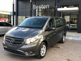 Mercedes Benz Vito 111 Cdi Furgon Mixto Plus 2018 0km Besten