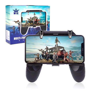 Gatillo Joystick Freefire Game Para Celulares iPhone Samsung