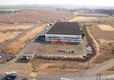 Galpão Industrial Para Locação, Ceat, São Carlos. - Ga0039