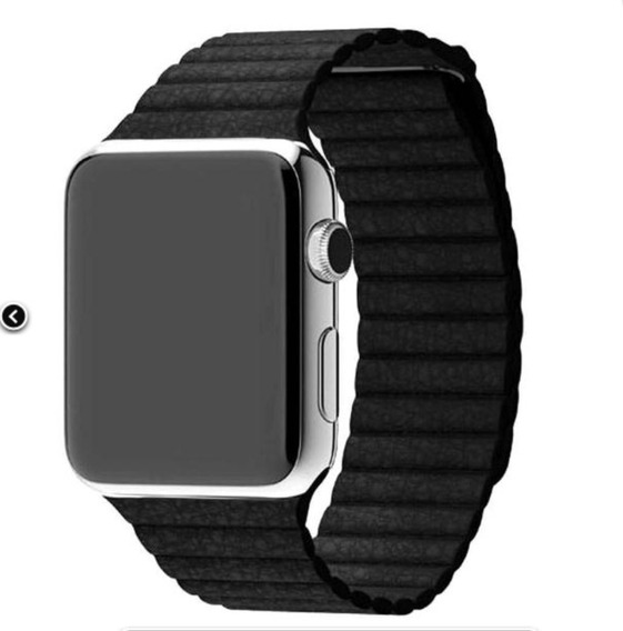 Pulseira Apple Watch Loop 100% Couro 42mm Jetech Original