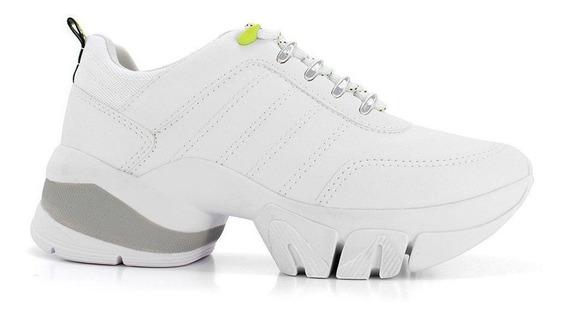 Tênis Feminino Ramarim Casual Chunky Sneaker Flatform Macio