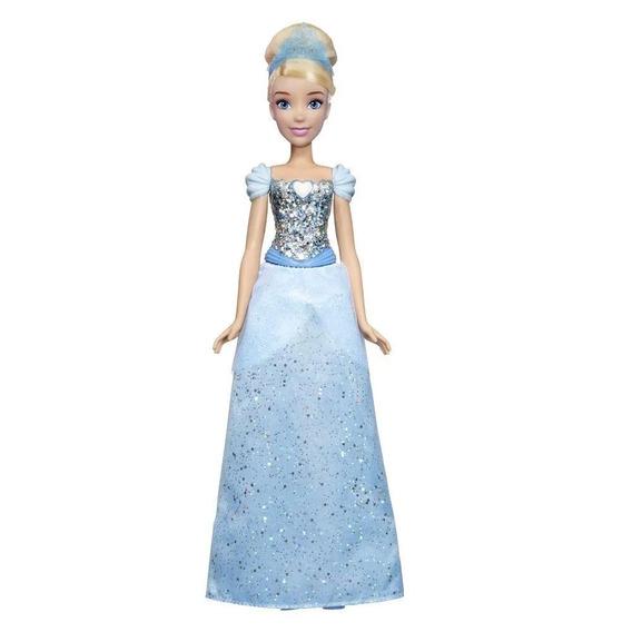 Boneca Disney Princesas Royal Shimmer Cinderela E4158