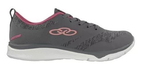 Tênis Feminino Jogging Olympikus Flower Original