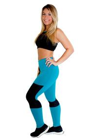 Calça Legging Tela Roupas Feminina Fitness Ótimo Tecido