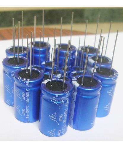Capacitor Electrolitico 1000uf X 25v 105ºx10 Unidades