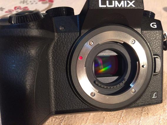 G7 Lumix Panasonic