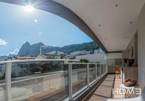 Imagem 1 de 30 de Apartamento À Venda, 70 M² Por R$ 999.000,00 - Botafogo - Rio De Janeiro/rj - Ap0141