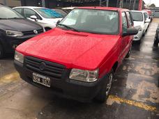 Fiat Uno Fire 1.3 2013 Rojo Nbw Oferta Contado