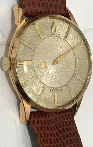 Relógio Longines De Ouro 18k