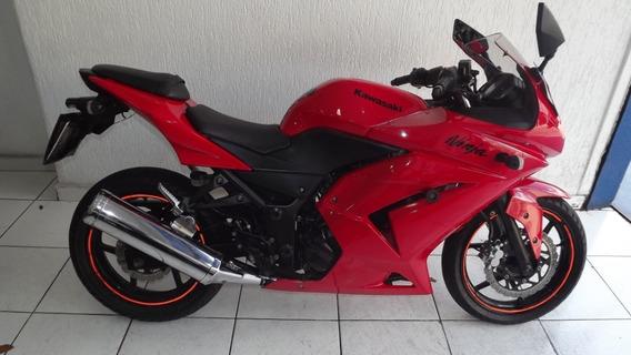 Kawasaki Ninja 250r 2010 Vermelha