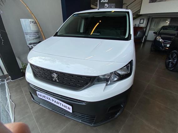 Nueva Peugeot Partner Maxi Hdi