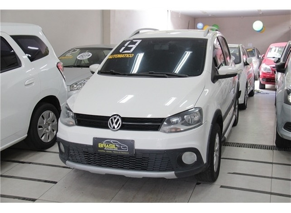 Volkswagen Crossfox 1.6 Mi 8v Flex 4p Automatizado