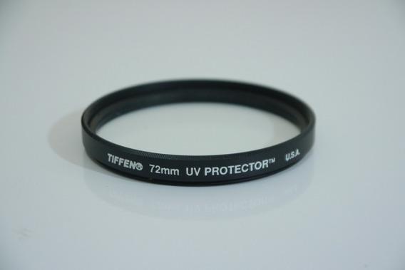 Filtro Tiffen 72mm Uv Protector Usa
