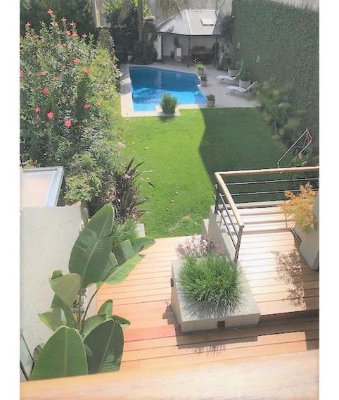 Excelente Casa Con Jardín, Pileta Y Playrroom