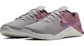 Tenis Nike Crossfit Metcon 4 Xd Lilás Feminino