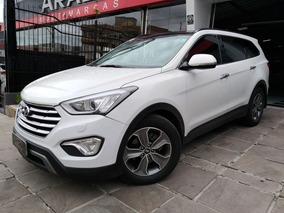 Hyundai Grand Santa Fé 3.3 V6 4wd 2014 Branco
