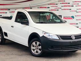 Volkswagen Saveiro 2011 Servicio Reciente, Llantas Nuevas