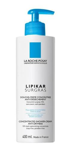 Sabonete Líquido Corpo Lipikar Surgras La Roche-posay 400ml