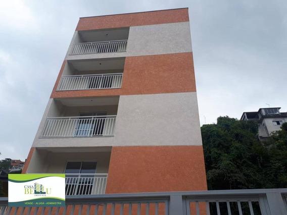 Apartamento Com 2 Dormitórios À Venda, 57 M² Por R$ 185.000,00 - Vila Bela - Franco Da Rocha/sp - Ap0043