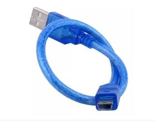 Cable Usb Tipo A - Mini-b 2.0 Arduino Nano