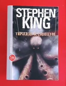 Livro - Tripulação De Esqueletos - Stephen King - Suspense