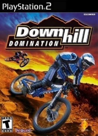 Jogo Ps2 - Downhill Domination- Frete Grátis
