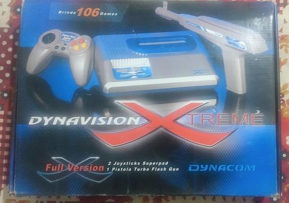 Dynavision Extreme Na Caixa (no Estado)