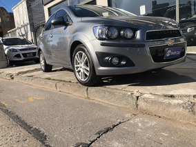 Chevrolet Sonic 4p 1.6 Lt Mt