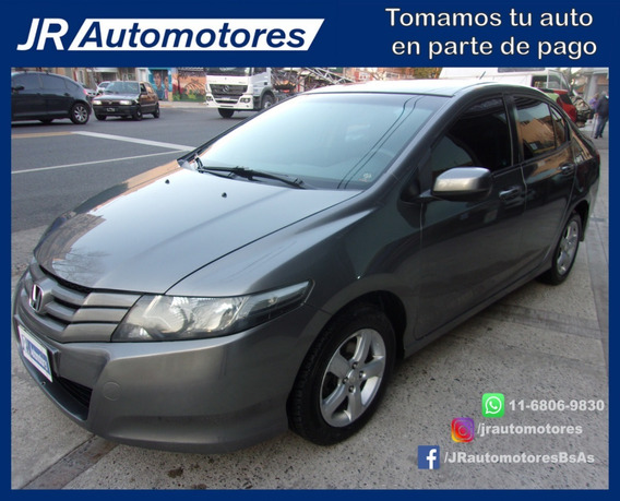 Honda City Lx Full M/t Jr Automotores