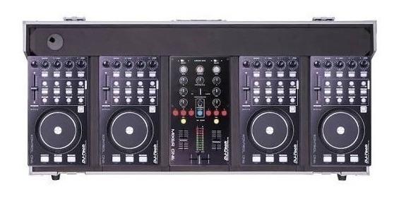 Kit Hibrid 101 - Dj-tech + Case