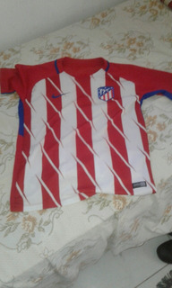 Camisa Time Atlético De Madrid