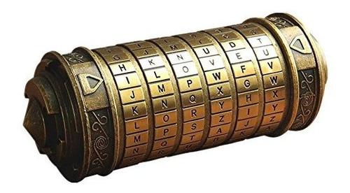 Da Vinci Code Mini Cryptex Valentines Day Regalos De Cumplea