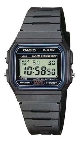 Reloj Casio Retro F-91w Colores Surtidos/relojesymas