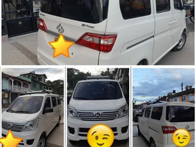 Foton Mini Van Channa Mini Vans Modelo 2017 2017