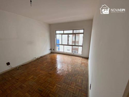 Apartamento À Venda, 98 M² Por R$ 398.000,00 - Embaré - Santos/sp - Ap9902