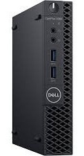 Computador Dell Optiplex 3060 - Core I3 8100, 8gb Ssd 240gb