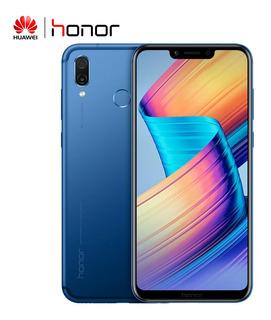 Versión Global Huawei Honor Play Teléfono Móvil 4g/64gb Azul
