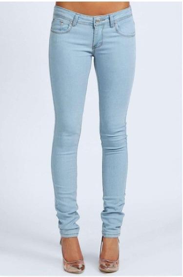 Pantalones Dama Boohoo Jeans - Talla 32