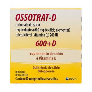 Ossotrat-d 60 Comprimidos