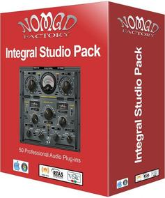 Nomad Factory Pack Vst. V3.0 Win 32 /64 + Brinde